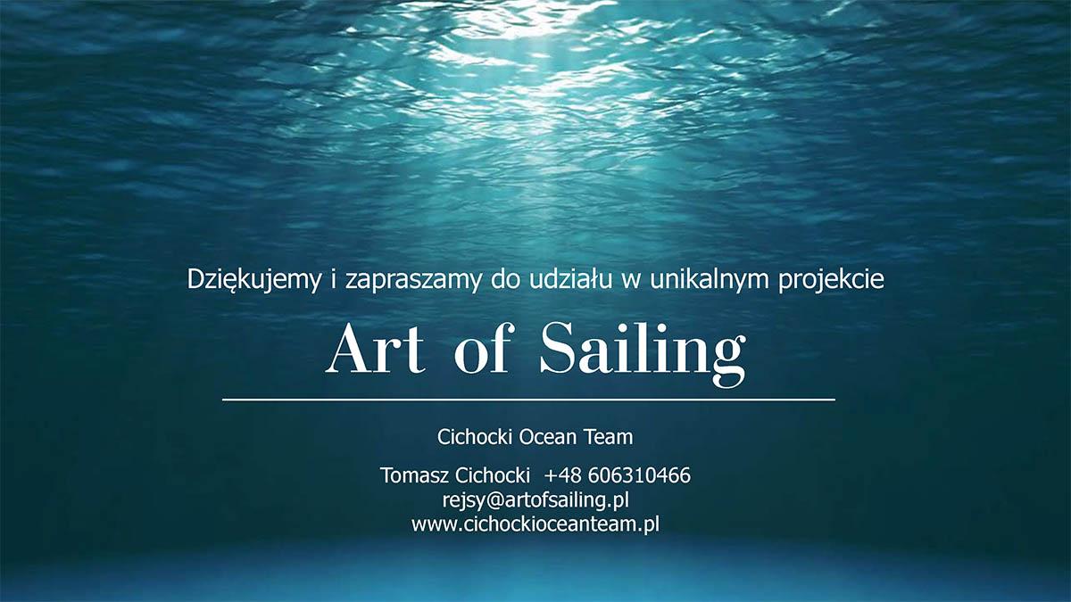 Art of Sailing 10
